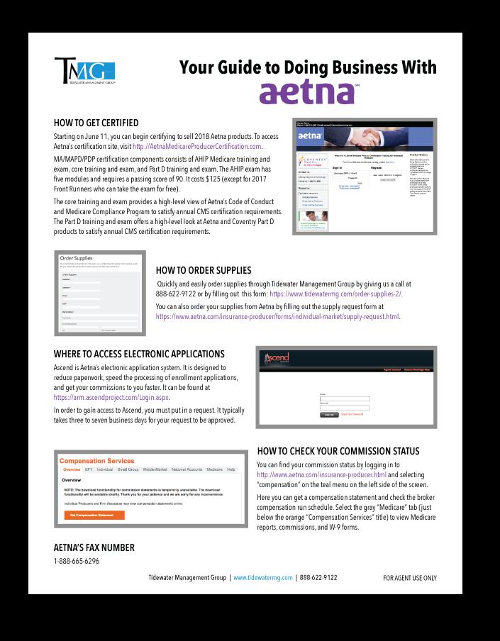 Medicare Eob Online For Providers: Aetna Medicare Agent Support