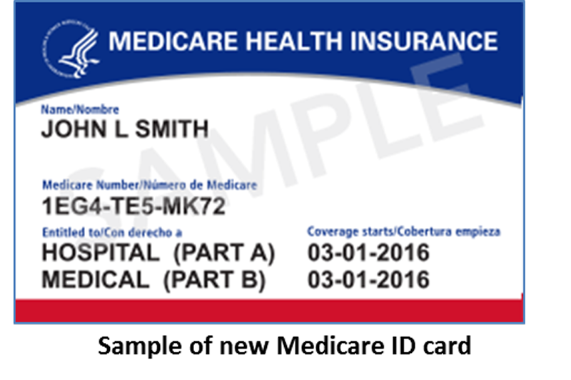 New Medicare Cards 2020.New Medicare Id Cards Coming Soon Tidewater Management Group